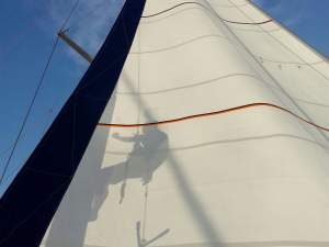 Rigging - Amiri sails